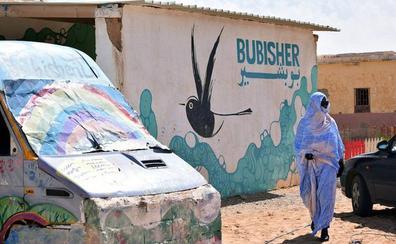 Un viaje inolvidable para llenar de libros el desierto