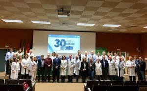El Hospital Clínico prepara actividades conmemorativas por su 30 aniversario