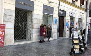 Intropia cierra sus tiendas en Málaga