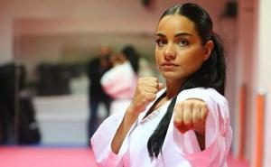 La karateca malagueña María Torres, a la lucha por el bronce Mundial