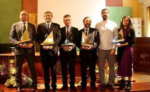 Salvamento Marítimo, CEI.MAR, Navantia, Huerta Marina Huelva y Centro Oceanográfico de Málaga reciben los Premios PROA 2018
