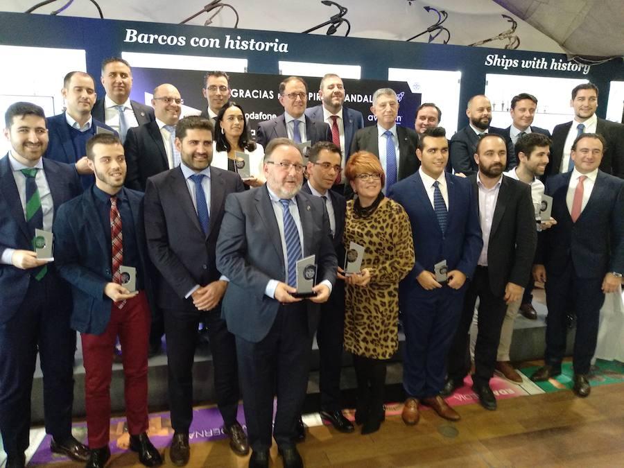 Los ingenieros técnicos de Telecomunicación reconocen a los mejores profesionales en Málaga