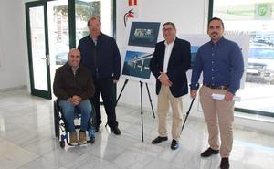 Vélez-Málaga habilitará un centro para la tercera edad en el mercado de mayoristas