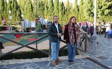 El Ayuntamiento de Ronda renueva los 18 parques infantiles de la ciudad
