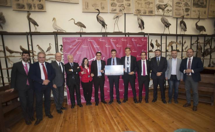 El equipo Cánovas UMA de Málaga gana el torneo nacional de debate universitario