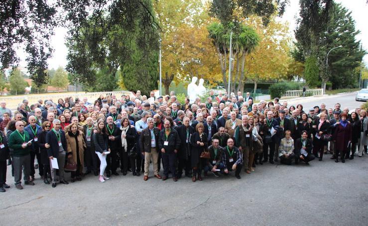 Los antiguos alumnos de 'Las Delicias' de Ronda celebran su 50 aniversario