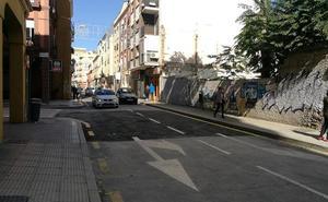 Barrio de la Victoria: El tráfico en la calle cristo se normaliza tras estar un mes cortado por obras