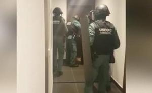 Revisan crímenes sin resolver tras detener al cabecilla de una banda que planeaba un asesinato en Málaga
