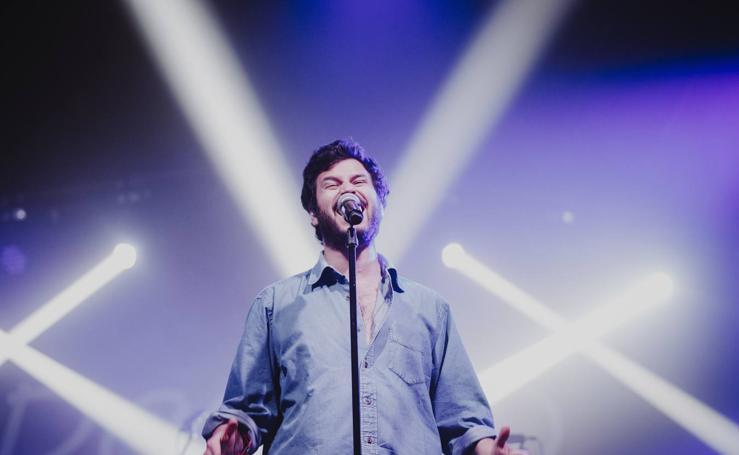 Las mejores imágenes del concierto de Taburete en Málaga
