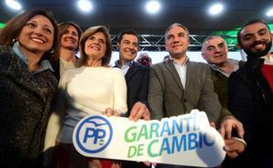 Moreno destaca de su programa la promesa de 600.000 empleos y la bajada de impuestos