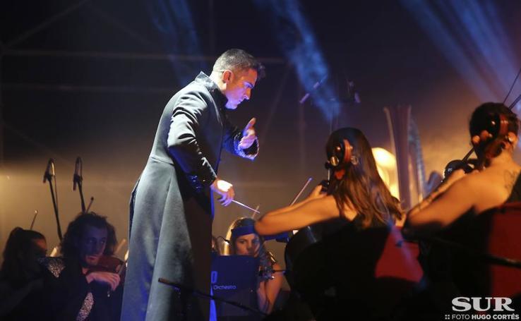 Homenaje musical a John Williams en el Palacio de Ferias y Congresos de Málaga