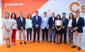 Albert Rivera, Inés Arrimadas y Javier Imbroda serán los escuderos de Juan Marín en toda la campaña
