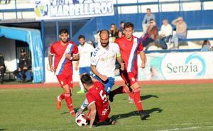El Marbella revive en el Antonio Lorenzo (1-0)