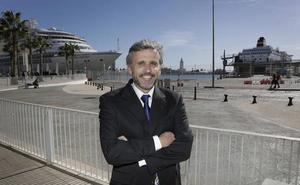 Ignacio López Cano: «Salvamos personas en riesgo en el mar y no preguntamos de dónde ni por qué vienen»