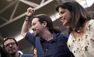 Pablo Iglesias arropará en Málaga a Teresa Rodríguez en el acto de cierre de campaña