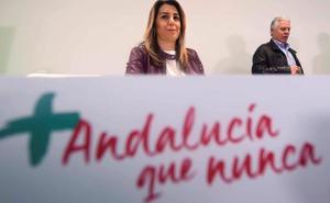 Susana Díaz arranca sus promesas electorales con la gratuidad de libros para la educación infantil