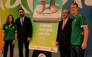 La Junta y la Federación Andaluza de Baloncesto se unen para combatir la obesidad infantil