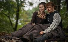 Los Fraser viven su sueño americano en 'Outlander'
