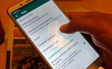 WhatsApp comienza a eliminar copias de seguridad de mensajes y archivos desde este lunes