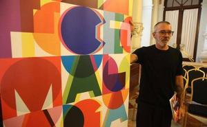 El color de Málaga preside el cartel del 22 Festival de Cine