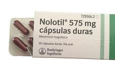 Una asociación de afectados por el Nolotil presenta una demanda de 500 millones de euros