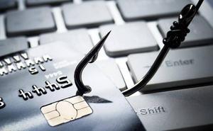 Uno de cada dos robos de datos es mediante suplantación de identidad