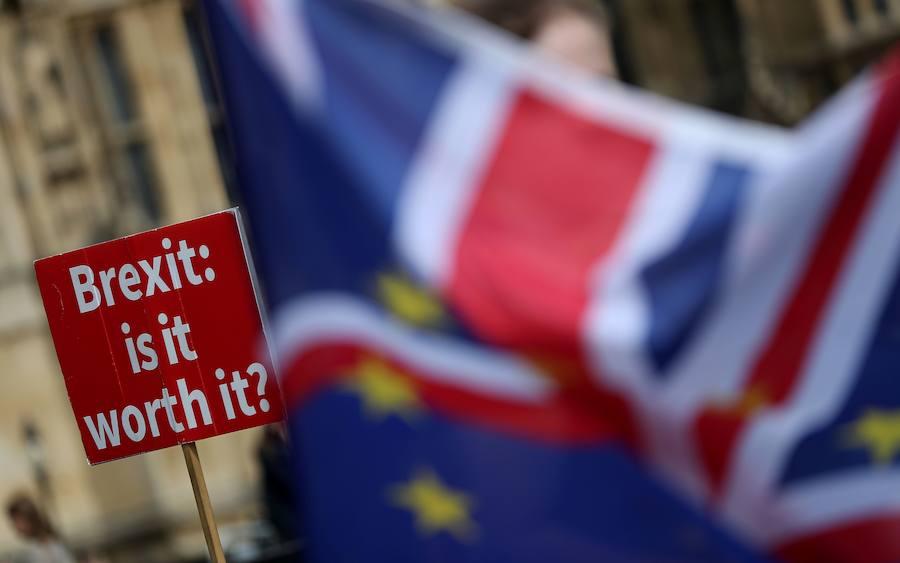 Desde el referéndum hasta el acuerdo, dos años y medio de 'brexit'