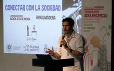 César Bona habla sobre la adolescencia