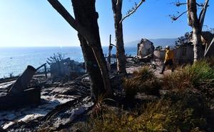Los incendios de California dejan ya 31 muertos