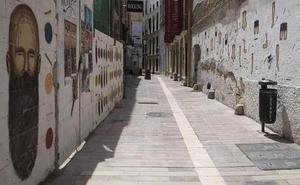 Seis detenidos por propinar una paliza a dos porteros de una discoteca de calle Beatas