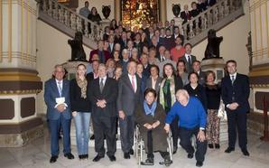El Ayuntamiento de Málaga distingue a los 37 comercios tradicionales con más historia