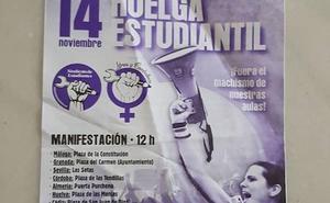 Huelga de estudiantes contra «el machismo en las aulas» hoy