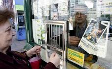 La ONCE reparte 350.000 euros y la Bonoloto 548.000 en dos barrios de Málaga capital