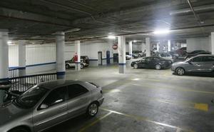 Los malagueños vuelven a animarse a comprar plazas en los 'parkings' municipales