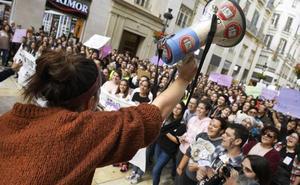 Amplio respaldo a la jornada de huelga contra el machismo en las aulas