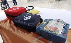 Málaga cuenta con dos nuevos desfibriladores en la calle Larios