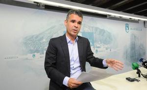 El PSOE rechaza los presupuestos de Marbella por saltarse el techo de gasto e IU, por las privatizaciones
