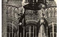 La Archicofradía del Paso y la Esperanza proyecta una reforma provisional del altar de la basílica