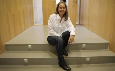 Carolina Navarro: «El reto es asumir el nuevo rol que tienes»