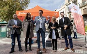 Juan Marín celebra que Cs duplica su intención de voto «incluso en el CIS de Susana Díaz»