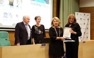 La filipina María Ressa, Premio Internacional Libertad de Prensa de la Universidad de Málaga