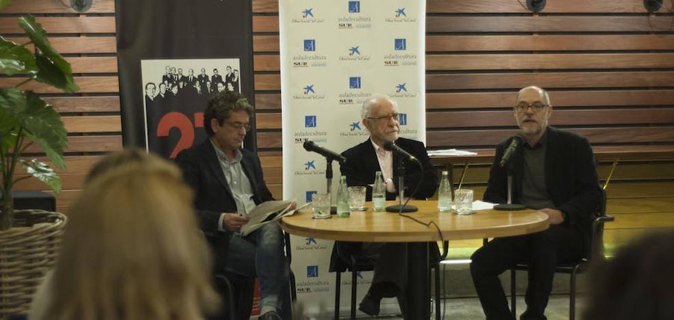 José María Merino: «A la literatura habría que entrar a través del cuento»