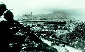 Málaga, nido de espías