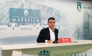 El PSOE de Marbella dice que los presupuestos son «irreales» y se centran en privatizaciones