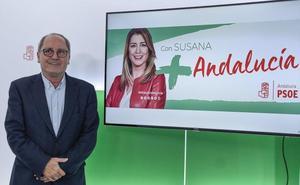 Susana Díaz se presenta en campaña como la candidata de la «izquierda responsable»