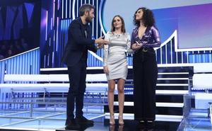 La malagueña Marta, nominada para abandonar Operación Triunfo en la gala 8