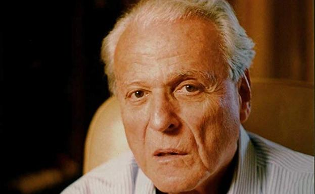 El escritor y guionista William Goldman./Peter Hanson / 'Tales from the Script'