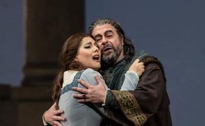 Carlos Álvarez se entrega a Simón Boccanegra en la Royal Opera House