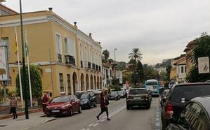 Paseo de Sancha: Piden un semáforo