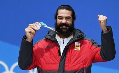 Regino Hernández, Premio Nacional de Deportes de Nieve